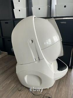 Litter-Robot 3 Beige with Carbon filters & Waste Drawer liners-Used 1.5 years old