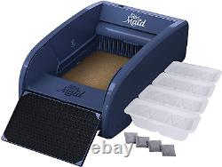 Self Cleaning Litter Box Cat Scoop Free Automatic Odor Control Kitty Pet Ramp