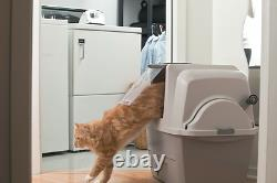 Auto-nettoyage Cat Litter Box Automatic Pan LID Cover Multiple Kitty Clumping Nouveau