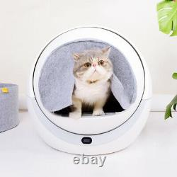 Petree Roll'n Clean Award Gagner Automatique Auto-nettoyage Cat Litter Box